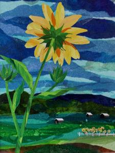 Art Show - Annapolis Arts Alliance - multi-media works & Franciska Needham - paintings