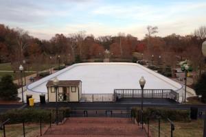 Ice Rink - Season Opening!