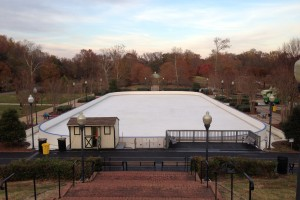 QWP Ice Skating Rink Nov 2012