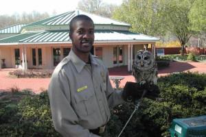 Ranger Dave Burman