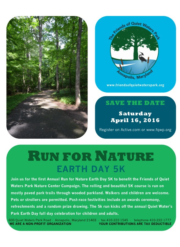 Run for Nature Flyer